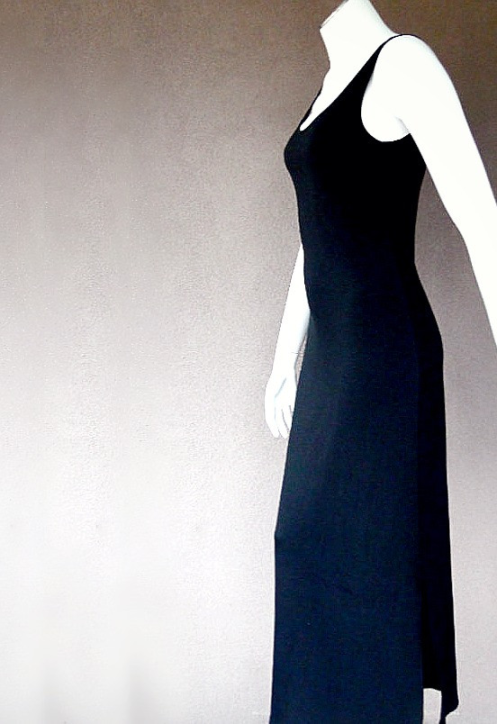 black_slip_dress